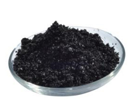 Acid resistance black frit