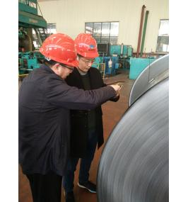 Nolifrit Help Customer to Get Steel Plate