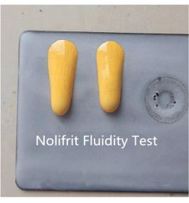 Nolifrit Brief Analysis on Viscosity of Enamel