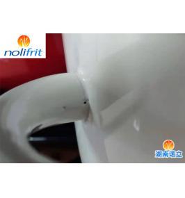 Causes of Porcelain Enamel Bubble Defect